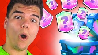 UNLOCKING ALL LEGENDARY CARDS! (Clash Royale)