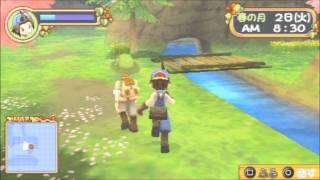 牧場物語 シュガー村とみんなの願い プレイ動画3