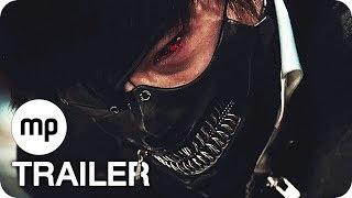 TOKYO GHOUL Trailer German (2017)