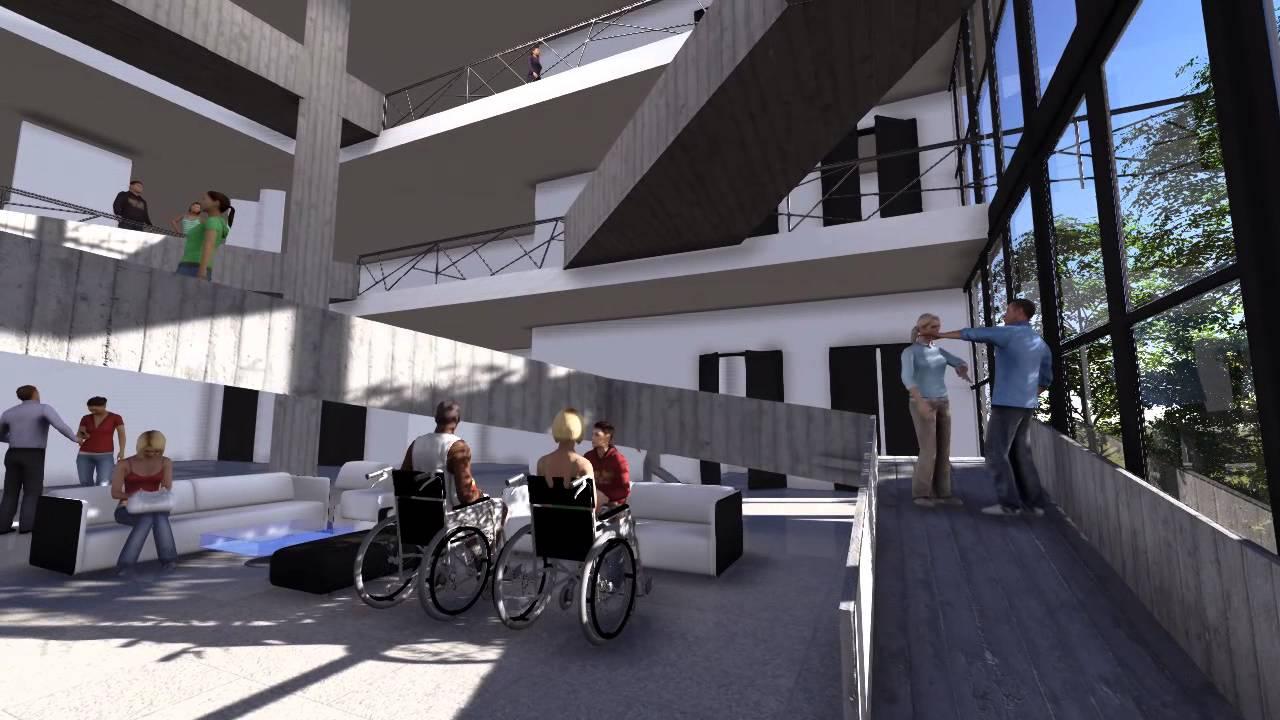 rec cba integra centro para personas con discapacidad