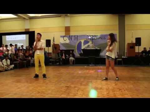 Cal Nev Ha CKI DCON 2014 Talent Show   Heren And Byron