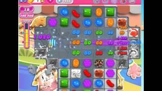Candy Crush Saga Level  1555 (3* No Booster)