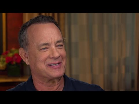 Tom Hanks, typewriter enthusiast