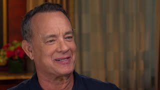 Tom Hanks, typewriter enthusiast
