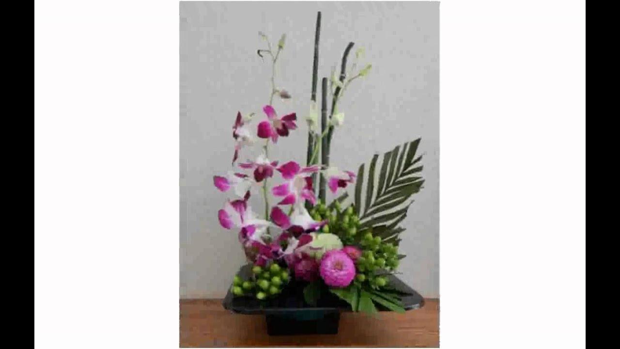 Orchid Flower Arrangement Chocaric