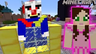 Minecraft: DUNK THE CLOWN GAME - PAT PARADISE [4]