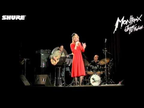 Char Live for Australia Charlotte Clare Montreux Jazz Festival 2012