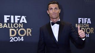 Cristiano Ronaldo ist Weltfußballer - drei Titel für Deutschland
