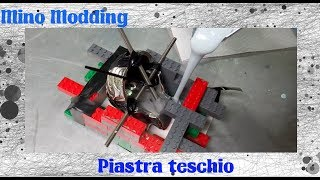 Mino Modding - Piastra teschio