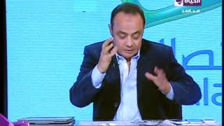 طارق يحيي لمدحت شلبي: تجاوزك في حق «المعلم» قلة أدب (فيديو)