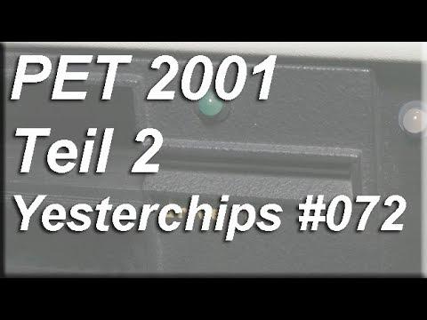 MIGs Yesterchips - Folge #072 PET 2001 Teil 2