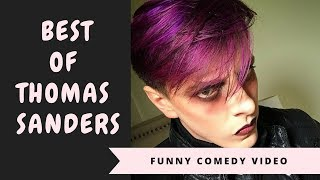 Funny Thomas Sanders Compilation (w/Titles) Best Comedy of Thomas Sanders