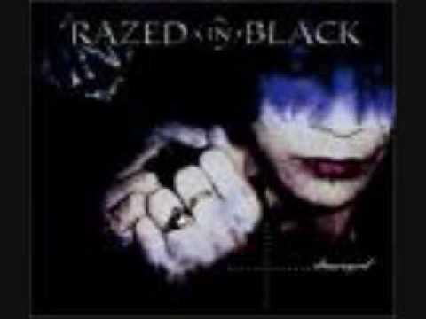 Visions razed in black