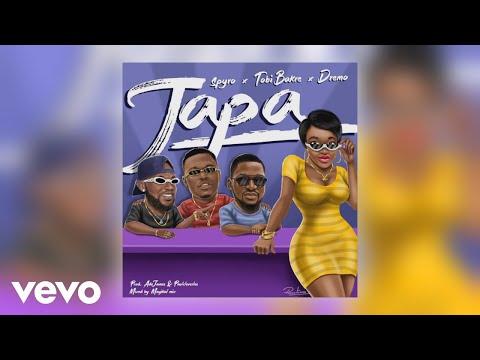 Spyro - Japa (Official Audio) ft. Tobi Bakre, Dremo