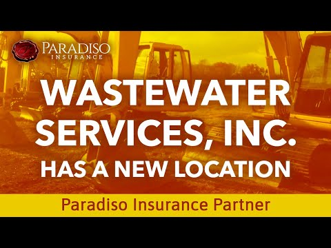 Wastewater Services, Inc Has a New Location!