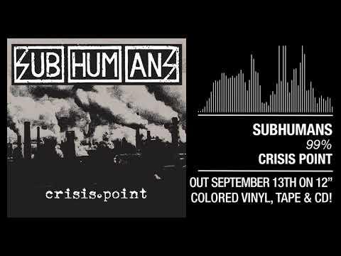 "Split - ""Restarts 1% Subhumans 99%"" 7inch Single 2"
