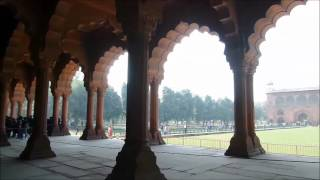 Достопримечательности Дели. Индия. Красный форт.(, 2016-03-11T15:50:16.000Z)