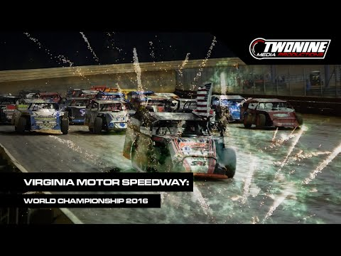 Virginia Motor Speedway : (World Championship Night 2016)