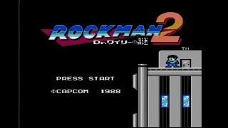[ファミコン]ロックマン2 Dr.ワイリーの謎 / ROCKMAN 2
