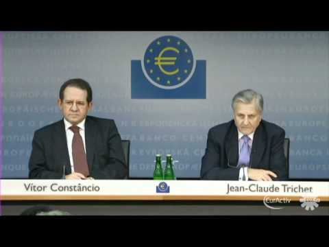 ECB warns of rising inflation in eurozone: Trichet
