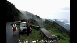 On the Way to Cherrapunji.wmv