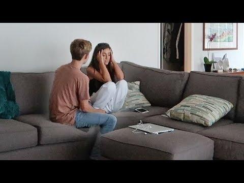 Cheating PRANK on my Girlfriend!!!