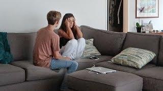 Cheating PRANK on my Girlfriend!!! thumbnail