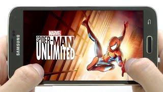 Spider-Man Unlimited para Android - Nuevo Juego para Móviles