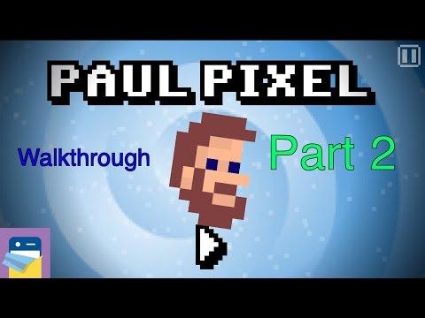 Paul Pixel - The Awakening: Walkthrough Guide Part 2 & iOS iPhone 6S Gameplay (by Xoron GmbH)