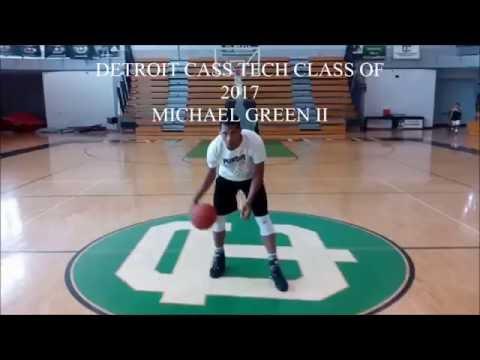 Michael Green Detroit Cass Tech 2017