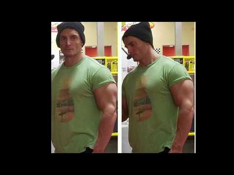 Brains and Muscle Vic's Natural brother Eric Costa is a lawyer Natural Bodybuilder
