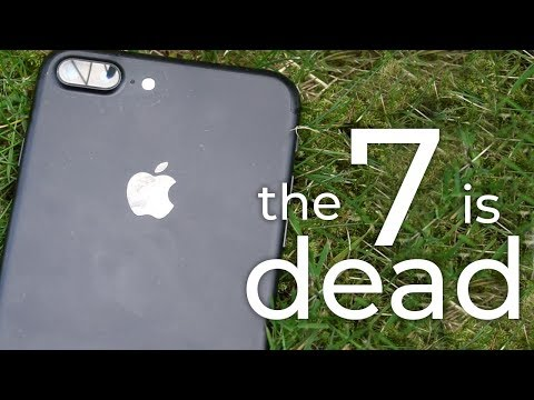 The Death of the iPhone 7