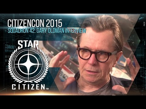 Squadron 42 - Gary Oldman Interview