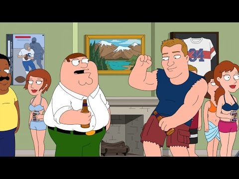 Rob Gronkowski Follows Steph Curry as Next Family Guy Star, Shows Peter How to Party Like GRONK