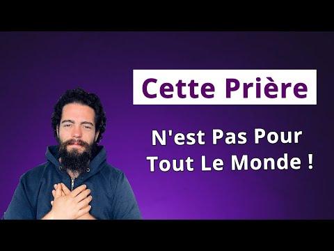 CETTE PRIÈRE Fera Une Énorme Différence Dans Votre Vie 🙏🏻 - YouTube
