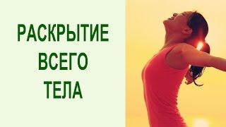 Йога для начинающих. Комплекс упражнений йоги для раскрытия всего тела в домашних условиях. Yogalife