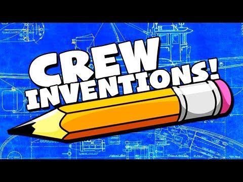 CREW INVENTIONS! |