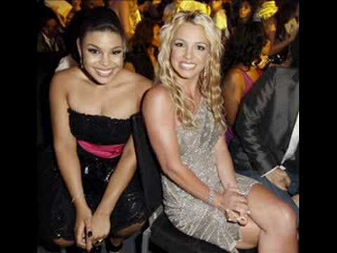 BRITNEY SPEARS MTV VMA 2008 WITH CELEBRITIES