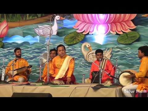 Kabigaan by Sri Asim Sarkar at Public Celebration 2017