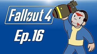 Delirious plays Fallout 4! Ep. 16 (Taking down an Institute Courser!)
