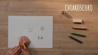 La matita: come si fa il chiaroscuro? (tratto da Artemondo)