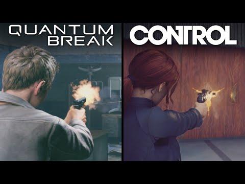 Control vs Quantum Break | Direct Comparison