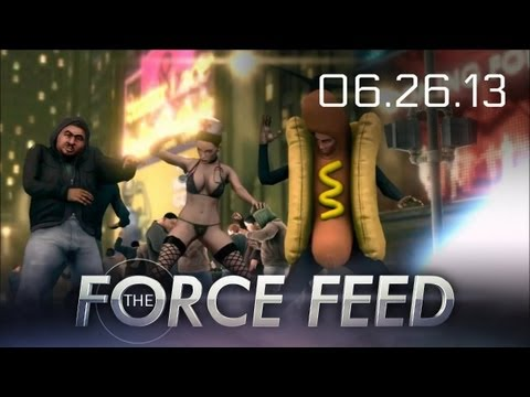 The Force Feed - Games Too Intense For Australian Gamers