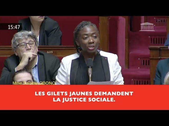 GILETS JAUNES : M. LE 1ER MINISTRE, QUAND ALLEZ VOUS ENFIN FAIRE CONTRIBUER LES RICHES?