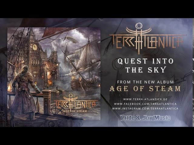 Terra Atlantica - Quest into the Sky (Official Audio)