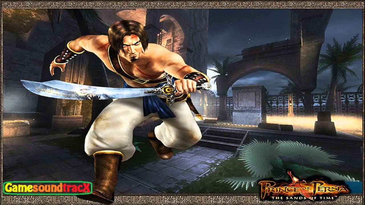 Prince Of Persia The Sands Of Time A Question Of Trust Soundtrack Youtube
