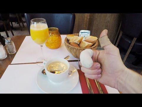Breakfast In Bruges - vlog episode 25