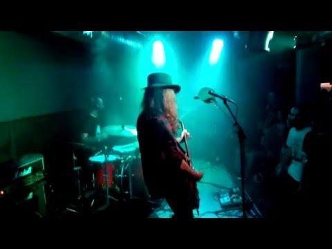 The Electric Alley - Nando Perfumo guitar solo (Supersonic 18-12-15)
