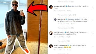 Anthony Davis & NBA Players  SAVAGELY ROAST Kyle Kuzma's New Fit