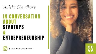 In conversation about STARTUPS & ENTREPRENEURSHIP with Anisha Choudhary, Founder at Threads & Shirts